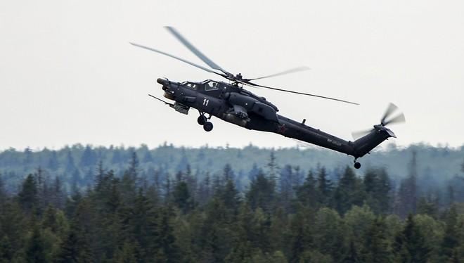 Nguyên nhân tai nạn máy bay Mi-28NE ở Syria có thể do va chạm