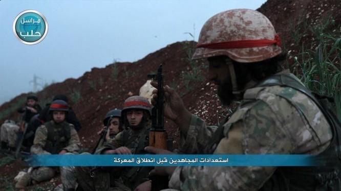 Lực lượng Al-Nusra bắt được một chiến binh Hezbollah