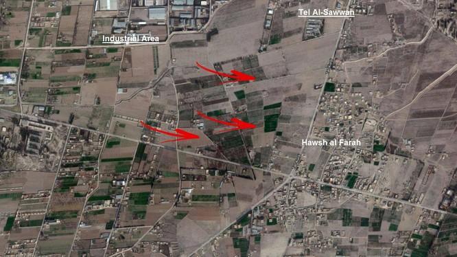Quân đội Syria cắt đứt đường tiếp vận của lực lượng Hồi giáo cực đoan ở Đông Ghouta