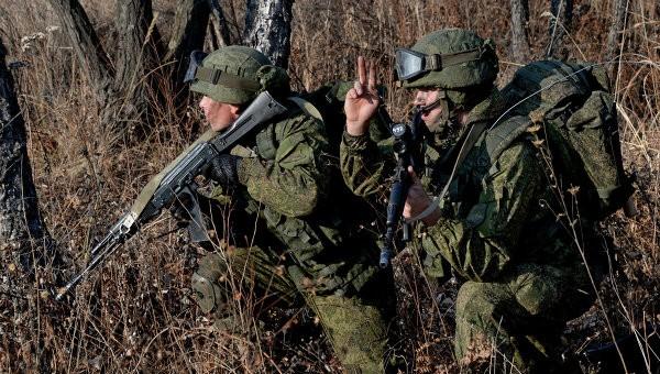 Video: Cận cảnh lực lượng trinh sát đặc nhiệm Nga diễn tập