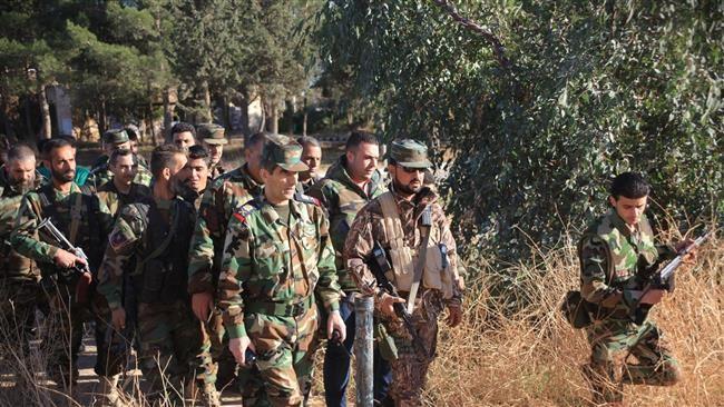 Quân đội Syria tập trung binh lực trên chiến trường Aleppo
