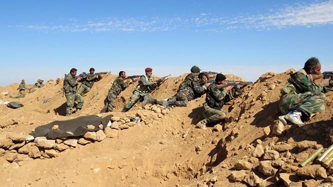 IS tấn công thất bại Deir Ezzor, gần trăm tay súng bị diệt