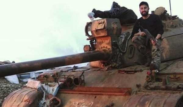 Lữ đoàn Diều hâu Sa mạc trở về Đông Bắc Latakia
