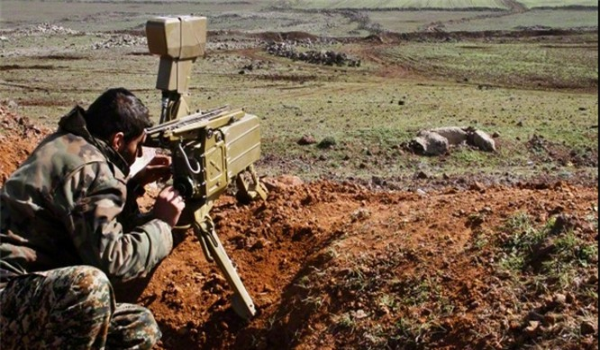 Lữ đoàn dù 104 đẩy lùi IS tại quận Al-Baghayliyah, Deir Ezzor