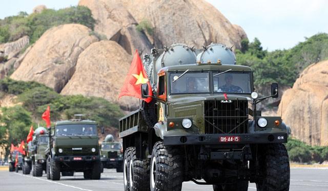 Tên lửa Club của hải quân Việt Nam