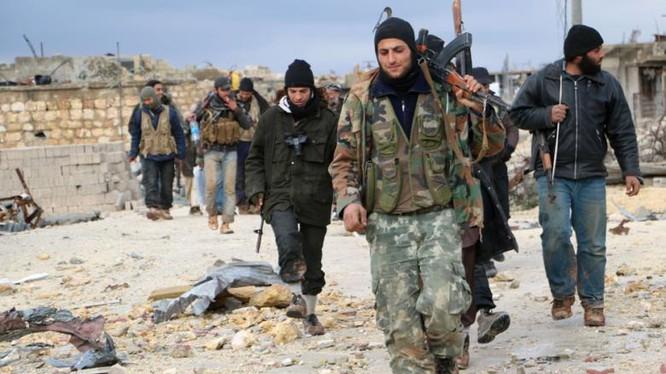Lực lượng Hồi giáo cực đoan mở rộng tấn công ở Nam Aleppo