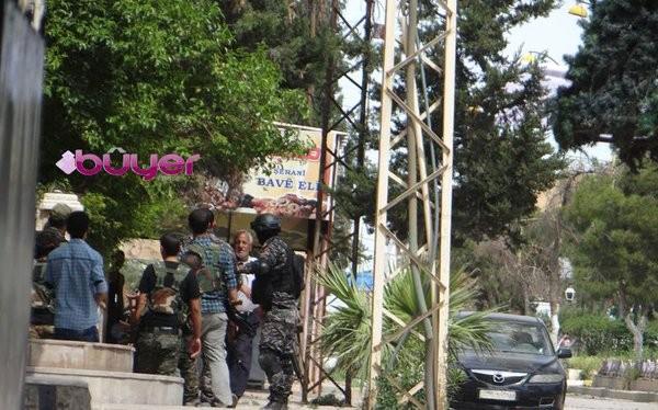 Lực lượng dân quân người Kurd xung đột dữ dội với quân đội Syria