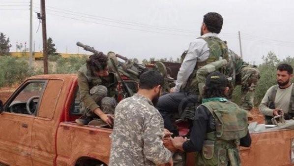 Lữ đoàn 105 Vệ binh Cộng hòa diệt 15 tay súng cực đoan ở tỉnh Jobar
