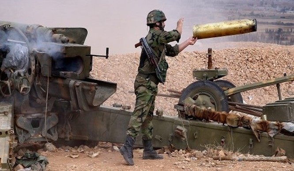 Quân đội Syria tiêu diệt 15 tay súng IS gần nhà máy điện Tishreen