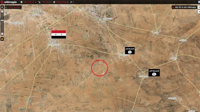 Lực lượng vũ trang Syria tấn công IS ở Đông Salamiyah