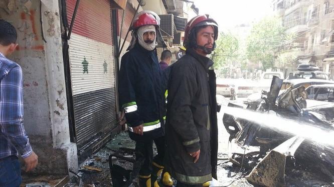 Thành phố Aleppo, quân đội Syria tấn công hay người dân tiếp tục thiệt mạng