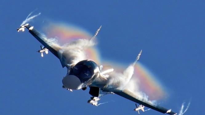Video: Không quân Nga gia tăng cường độ không kích tại Syria