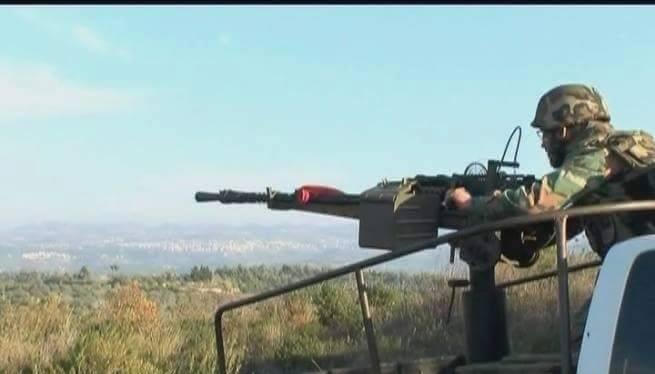 Quân đội Syria phục kích diệt nhiều tay súng cực đoan, thu vũ khí ở tỉnh Dara'a