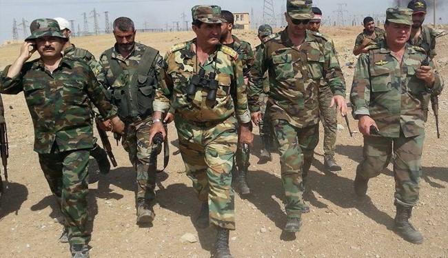 Quân đội Syria mở chiến dịch ở Đông Ghouta và thành phố Aleppo