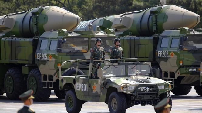 South Front: Trung Quốc phóng thử tên lửa đạn đạo DF-41 trên biển Đông