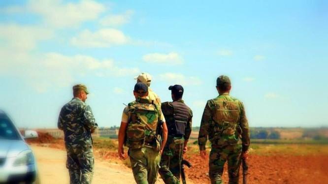 FSA và Jabhat Al Nusra tấn công quân đội Syria ở tỉnh Daraa