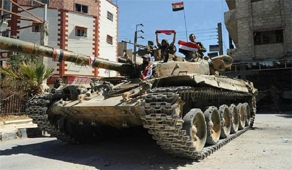 Trên vùng nông thôn phía bắc tỉnh Hama, quân đội Syria diệt 20 tay súng Al Qaeda Syria