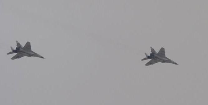 Không quân Syria tập kích 55 lần vào thành phố Aleppo