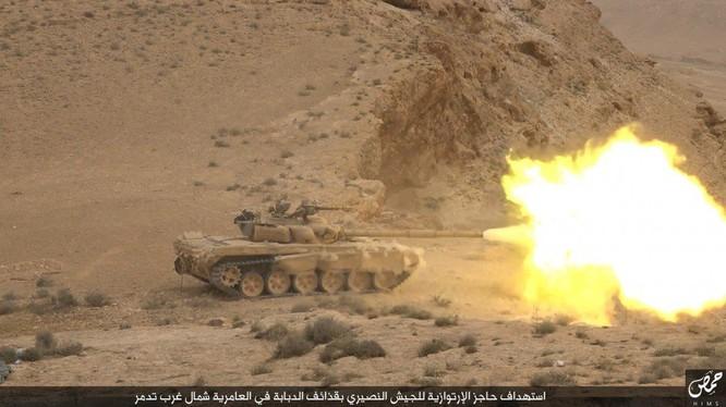 Quân đội Syria tiêu diệt 19 tay súng IS trên khu mỏ dầu khí Al-Sha'ar