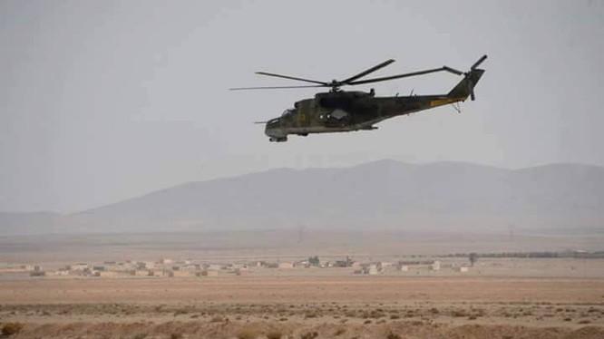 Quân đội Syria tái chiếm lại mỏ dầu Jabal Jazal