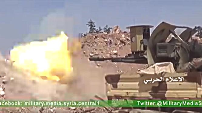 Video: Quân đội Syria đẩy lùi cuộc tấn công của lực lượng Hồi giáo cực đoan