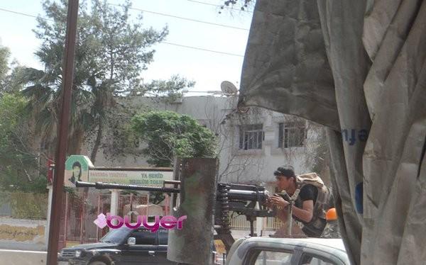 Quân đội Syria rút lực lượng NDF khỏi thành phố Al-Qamishli