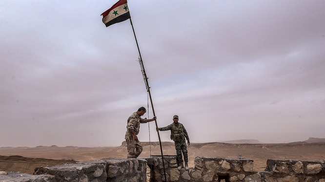 IS tấn công ở Đông Aleppo thất bại, nộp mạng 30 tay súng