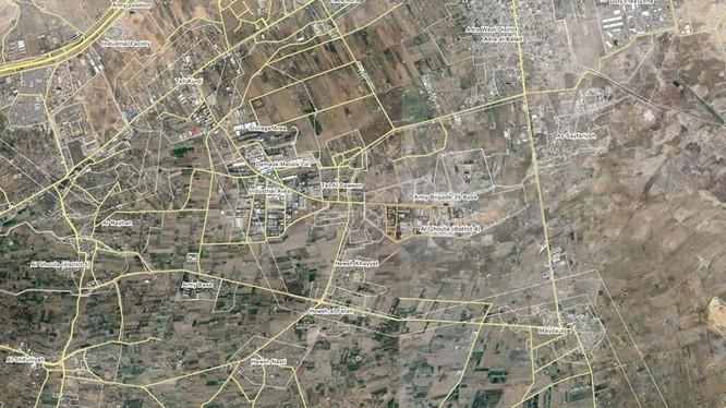 Quân đội Syria chuẩn bị tấn công lớn ở Đông Ghouta