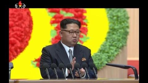 Ớn lạnh tuyên bố của Triều Tiên tại đại hội Đảng
