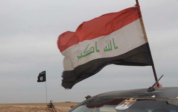 Quân đội Iraq giải phóng làng Karabuk gần Mosul