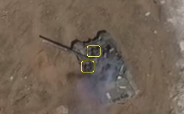 Video: Lực lượng Hồi giáo cực đoan một lần nữa tấn công trúng xe tăng T-90A
