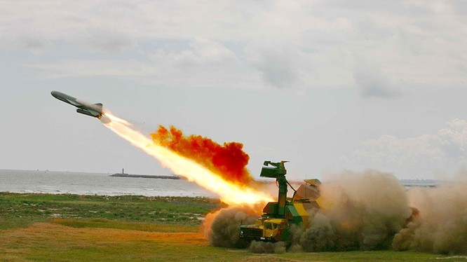 Tổ hợp tên lửa đối hạm Rubezh của Việt Nam