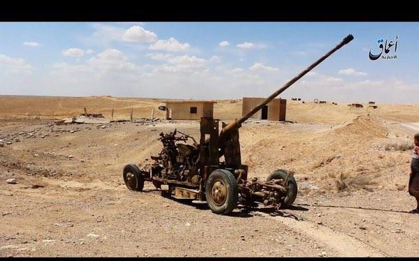 Quân đội Syria lại bất ngờ thua, IS đánh chiếm căn cứ Muhajarah gần sân bay T4