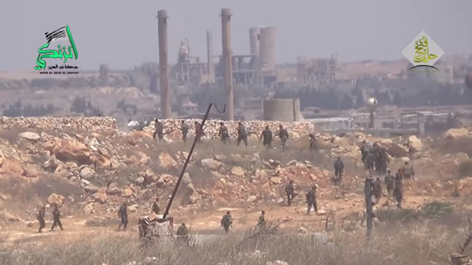 Trận đánh thất bại đáng buồn của lực lượng vũ trang Syria ở Aleppo