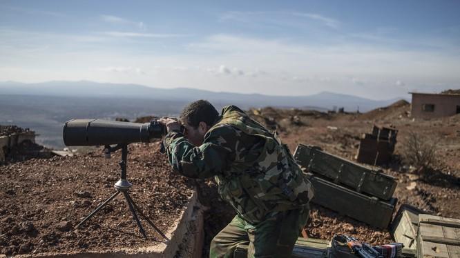 Quân đội Syria diệt 28 tay súng cực đoan Al Qaeda