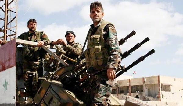 Lực lượng Tigers đánh chiếm các địa bàn ngoại vi mỏ dầu khí gas Al-Sha'ar