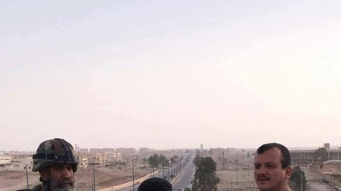 Quân đội Syria diệt gần 100 chiến binh IS ở Deir Ezzor, trong NDF có thể có gián điệp