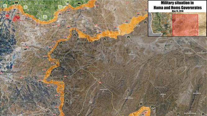Video: IS rút lui chậm trước các đòn tấn công của quân đội Syria