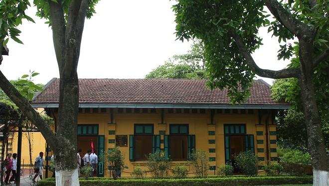 Nơi ngưng đọng khoảnh khắc cuối cùng của Chủ tịch Hồ Chí Minh