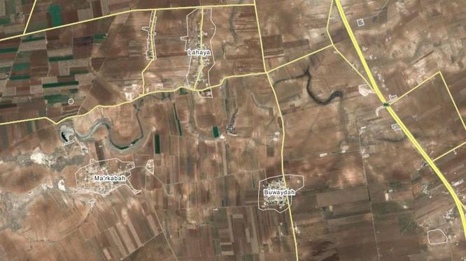 Al Qaeda Syria tấn công thất bại trên miền Bắc Hama