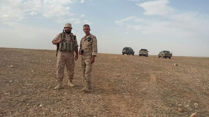 Video: Quân đội Syria từ hai hướng tấn công vào khu mỏ dầu khí gas Al-Sha'ar