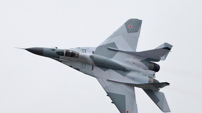 Máy bay tiêm kích MiG - 29