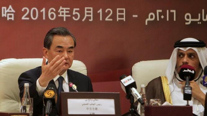 """Trung Quốc """"khoe"""" được hơn 40 nước ủng hộ ở Biển Đông"""
