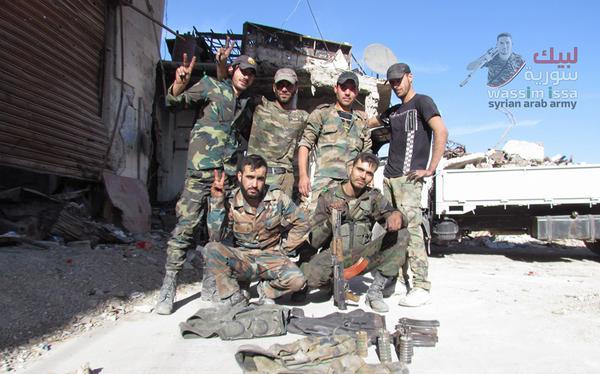 Quân đội Syria bắt đầu tấn công Jobar sau 3 năm bế tắc