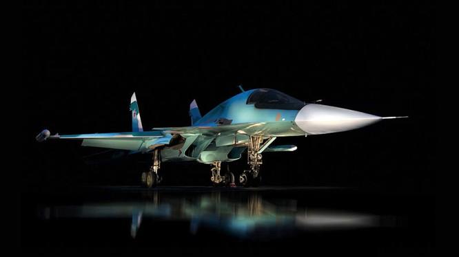 Chùm ảnh xưởng lắp ráp Su-34 Fullback Việt Nam dự kiến trang bị