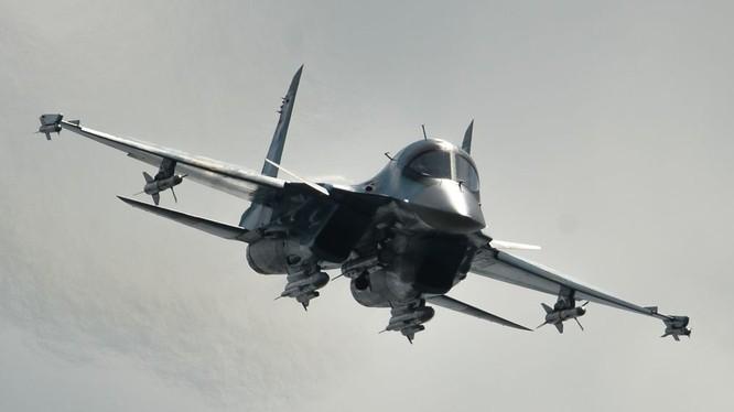 Không quân Nga phá hủy sở chỉ huy IS trên địa bàn tỉnh Homs