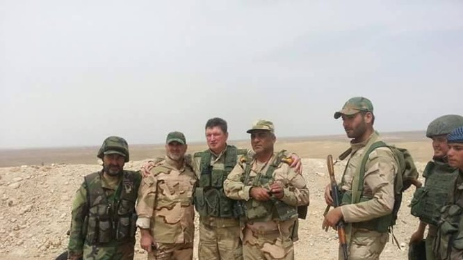 Lực lượng Tigers giải phóng 3 điểm chốt trên sa mạc phía đông tỉnh Homs