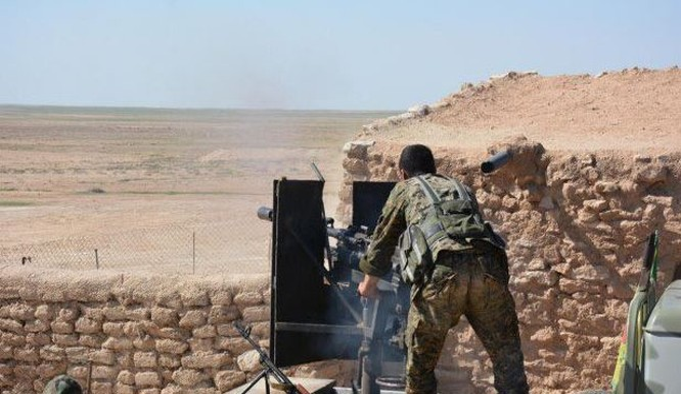 Lực lượng Dân chủ Syria SDF giành được 2 ngôi làng ở Raqqa