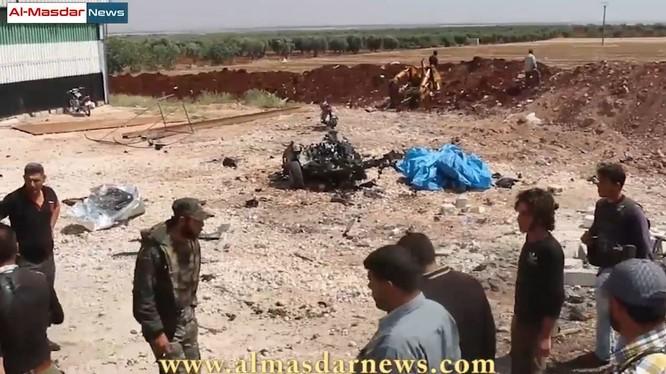 Video: Khủng bố tiếp tục diễn ra ở phía Bắc Syria