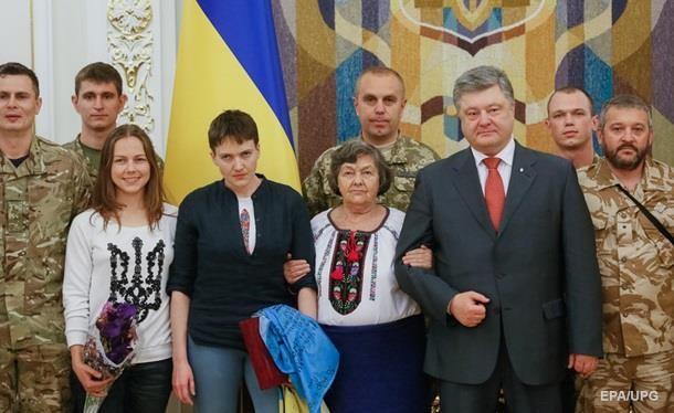 Vì sao tổng thống Putin ân xá cho nữ quân nhân Ukraine Savchenko